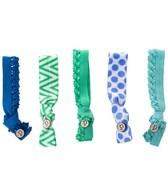 Pura Vida Ocean Hair Tie Pack