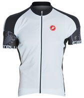 Castelli Men's Entrata Short Sleeve Cycling Jersey