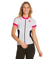 Castelli Women's Gustosa Short Sleeve Cycling Jersey