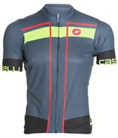 Castelli Men's Velocissimo Short Sleeve Cycling Jersey