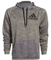 Adidas Men's Team Issue Lightweight Pullover Running Hoodie
