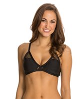 Luxe by Lisa Vogel Sport H Back Bra Bikini Top