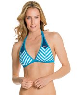 Nike Beach Optic Pop Halter Bra
