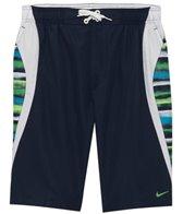 Nike Men's Vapor Glow Splice 9 Volley Short