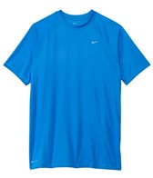 Nike Men's Hydro UV Core Solid S/S Rashguard