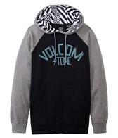Volcom Men's Erkey L/S Pullover Hoodie