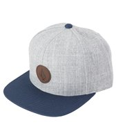 Volcom Men's Quarter Fabric Hat