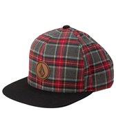 Volcom Men's Quarter Fabric Hat