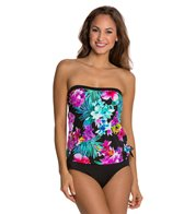 Maxine Waikiki Bandeaukini One Piece Swimsuit