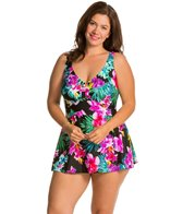 Maxine Plus Waikiki Swimdress