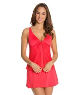 24th & Ocean Peek A Boo Tankini Top
