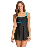 Waterpro Contrast Swim Dress