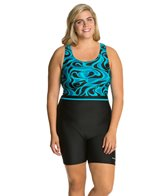 Waterpro Tango Plus Size Unitard