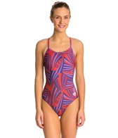 Arena Haribo Light Drop Back One Piece Swimsuit