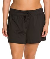 24th & Ocean Plus Size Swim Short