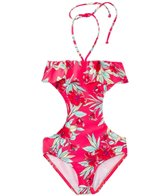 Billabong Girls' Miss Hula One Piece (4-14)