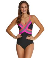 Maidenform Beach Little Star One Piece Swimsuit
