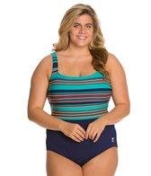 TYR Fitness Delray Aqua Controlfit Plus Size One Piece