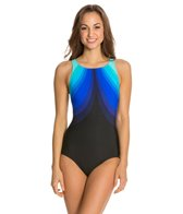 Reebok Fitness Aqua Angel U-Back One Piece