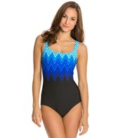 Reebok Fitness Electric Lightening U-Back One Piece
