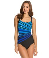 Reebok Fitness Vanishing Light U-Back One Piece