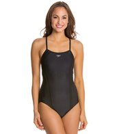 Speedo Fitness Compression Thin Strap One Piece