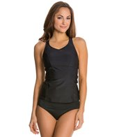 Speedo Fitness Compression Tankini Top