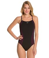 Speedo Fitness Laser Cut One Piece