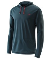 Speedo Fitness Hooded L/S Swim Jersey