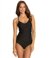Speedo Active Strappy Keyhole Tankini Top