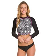 Speedo Cropped Rashguard