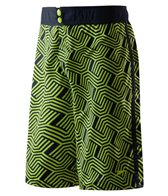 Speedo Men's Linear Links Reversible Boardshort