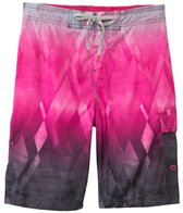Speedo Men's Fractal Diamond E-Board Short