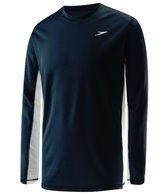 Speedo Men's Longview L/S Swim Tee