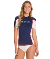 Speedo Guard Female S/S Rashguard