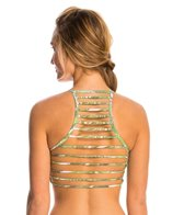Jala Clothing SUP Ladder Yoga Crop Top
