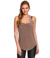 Onzie Lightweight Glossy Flow Yoga Tank Top