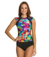 Seafolly Sonic Bloom Rashguard