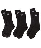 FOX Men's Fox Crew Sock