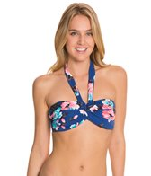 Seafolly Vintage Vacation DD Bandeau Bikini Top