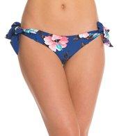 Seafolly Vintage Vacation Hipster Bikini Bottom Tie Side Bikini Bottom