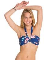Seafolly Vintage Vacation Bandeau Bikini Top