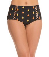 Seafolly Summer Crush High Waisted Bikini Bottom