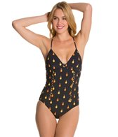 Seafolly Summer Crush Maillot One Piece Swimsuit