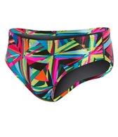 Speedo Color Shards Brief Swimsuit