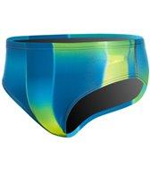 Speedo Racing Blends Brief Swimsuit