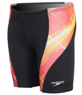Speedo Endurance Lite Solar Strobe Youth Jammer Swimsuit