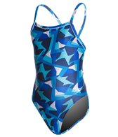 Speedo Pro LT Echo Youth Energy Back