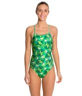 Speedo Pro LT Echo Energy Back One Piece Swimsuit