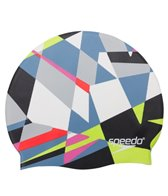 Speedo Optimism Silicone Swim Cap